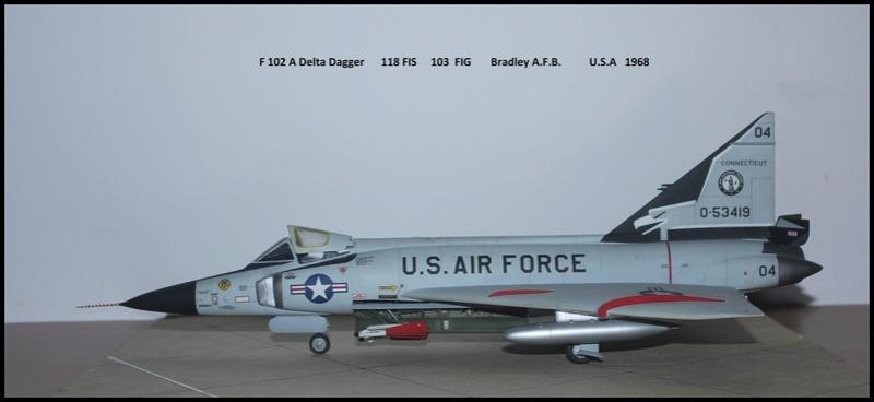 F 102 DELTA DAGGER F102410