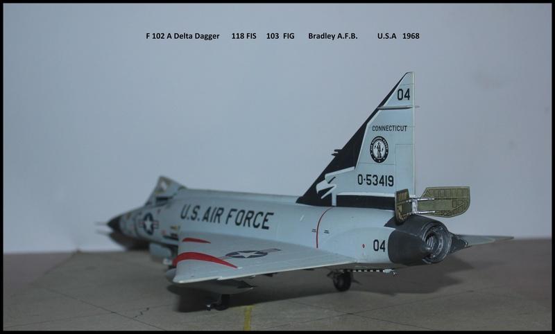 F 102 DELTA DAGGER F102510