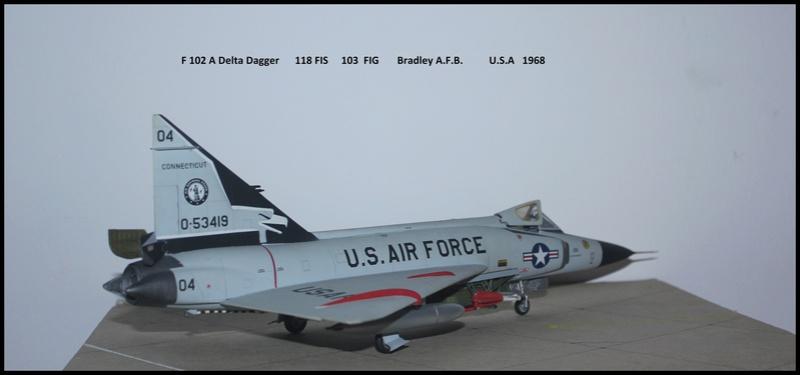 F 102 DELTA DAGGER F102610