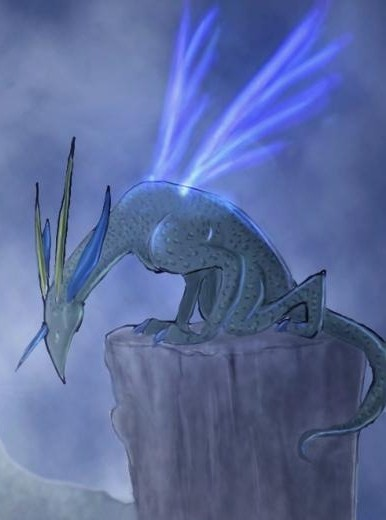 Louna une jolie petite créature de l'ombre [Terminer] Animal11