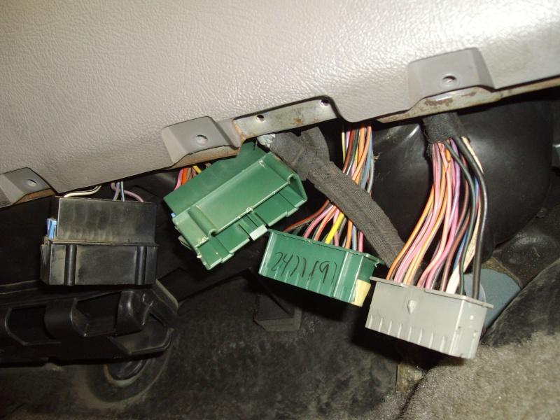 Installation ordinateur de bord sur 2.5L essence  Imgp2721
