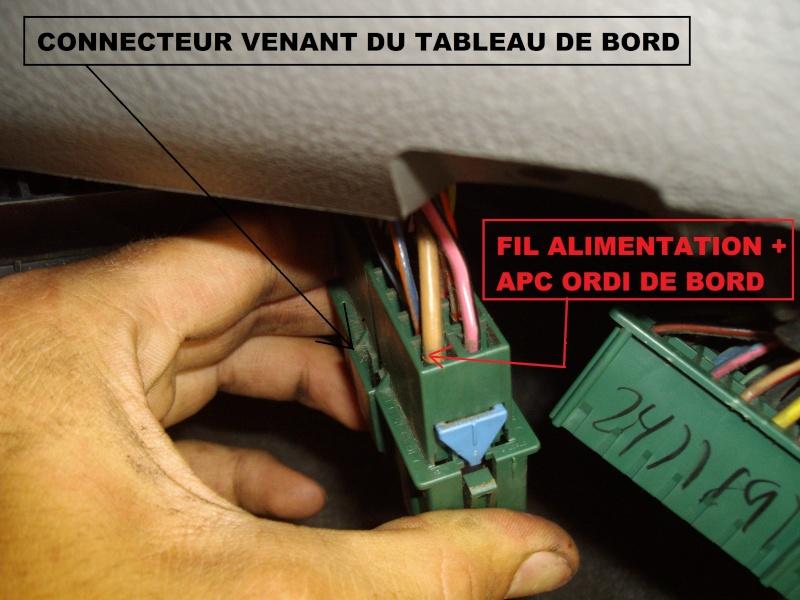 Installation ordinateur de bord sur 2.5L essence  Imgp2723