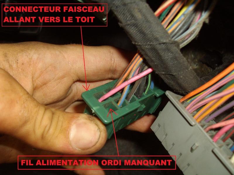 Installation ordinateur de bord sur 2.5L essence  Imgp2724