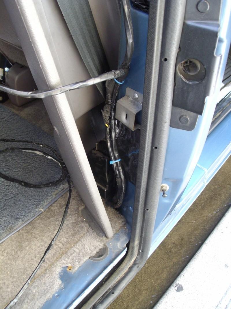 Installation ordinateur de bord sur 2.5L essence  Imgp2730