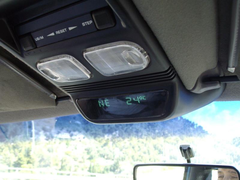 Installation ordinateur de bord sur 2.5L essence  Imgp2731
