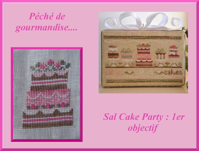 Sal de Cake Party : 1er objectif !!!! Object11