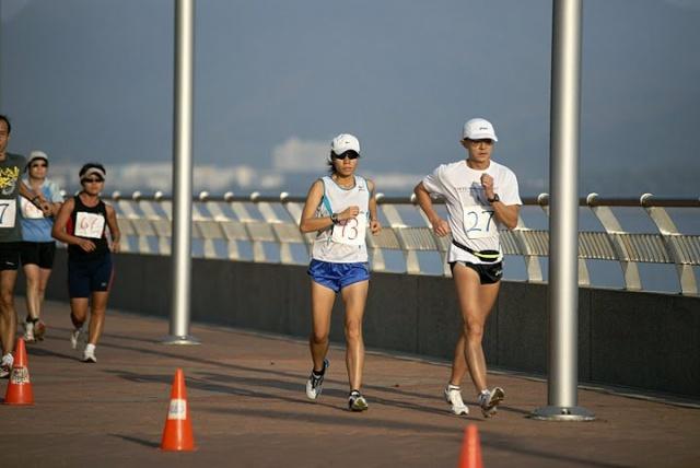 02/12/2012 - 20km à Hong Kong A310