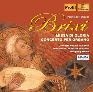 Frantisek Xaver Brixi (1732-1771) 603e3f10