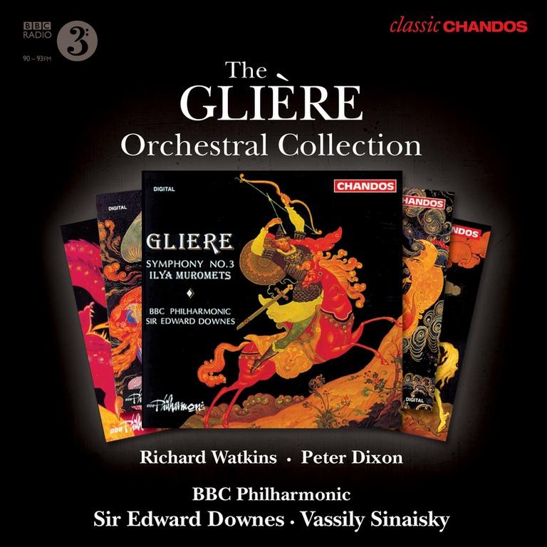Reinhold Glière (1874-1956) Front30