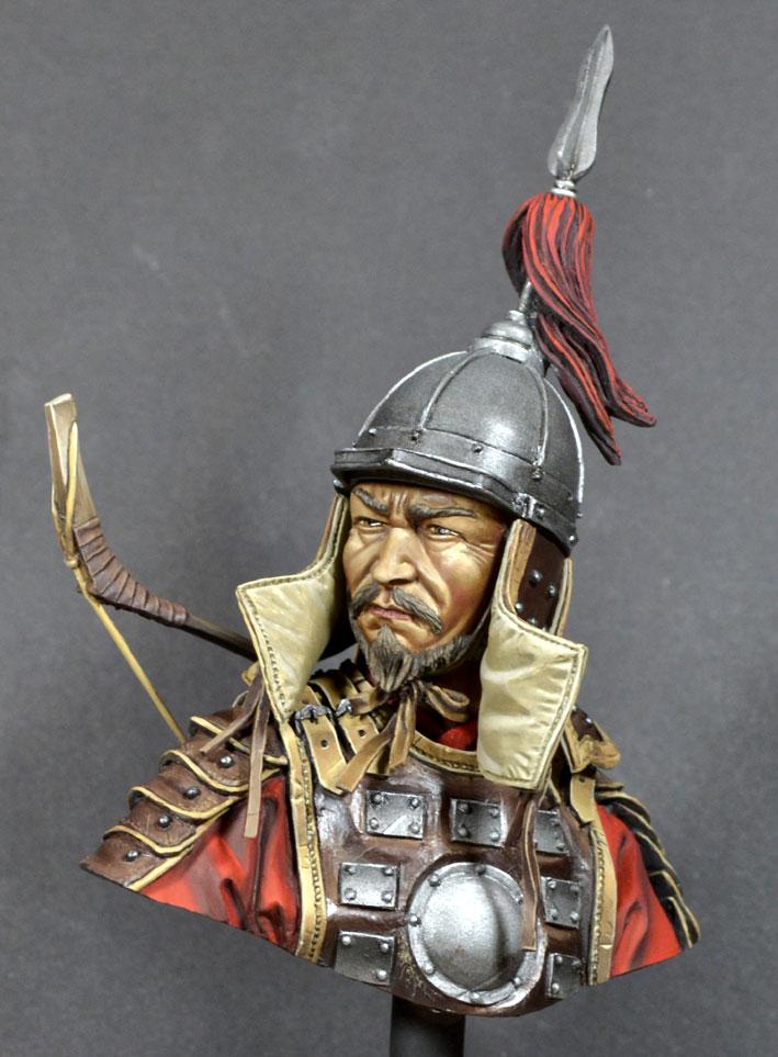 Mongol Warrior( archer) _dsc1515