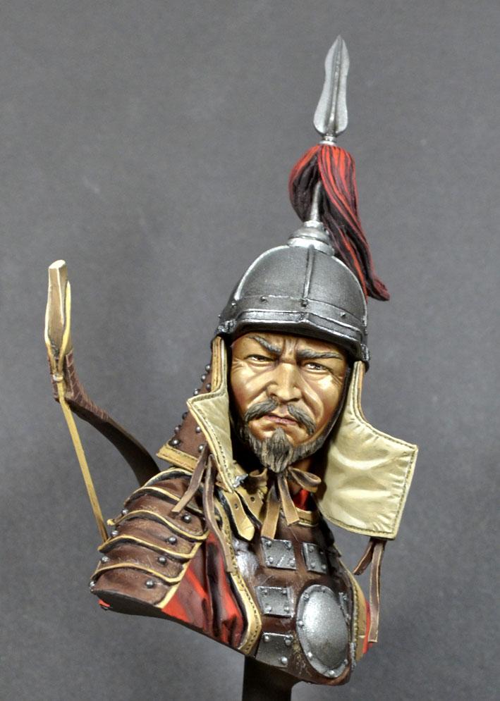 Mongol Warrior( archer) _dsc1516