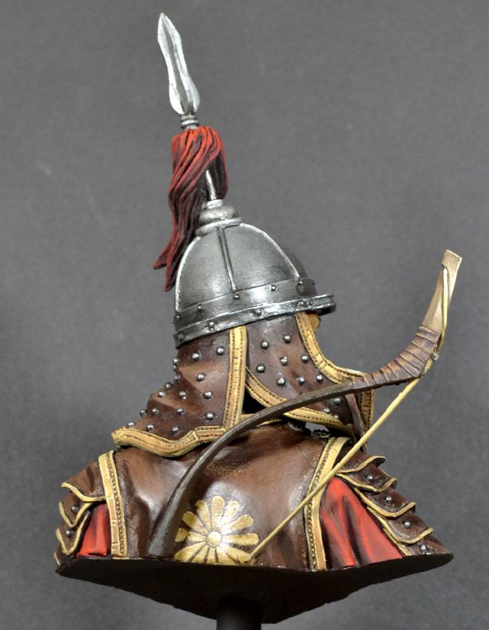 Mongol Warrior( archer) _dsc1517