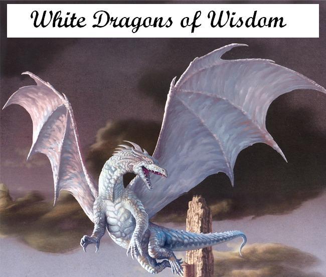 White Dragons of Wisdom