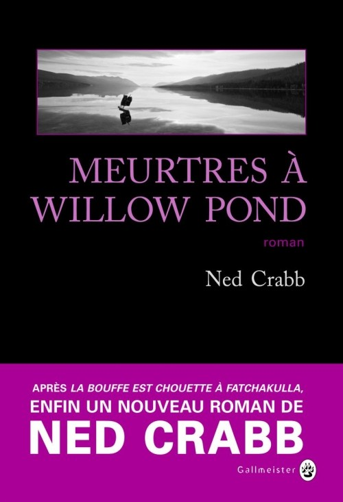 [Crabb, Neil] Meurtres à Willow Pond Couv1310