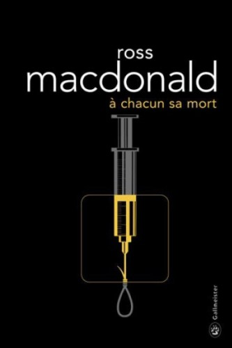 [MacDonald, Ross] Lew Archer - Tome 3 : A chacun sa mort Couv2910