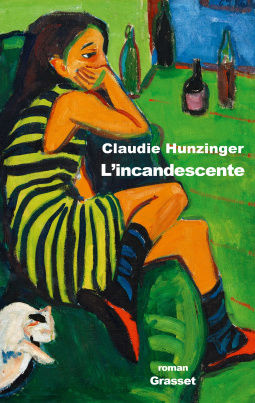 [Huntzinger, Claudie] L'incandescente Cover912