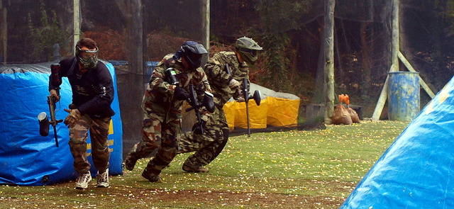 1er tournoi paintball amateur -debutants - en bretagne 211
