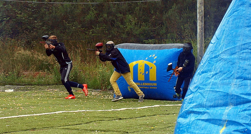 1er tournoi paintball amateur -debutants - en bretagne 610