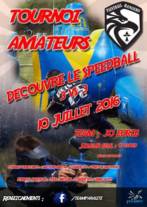 1er tournoi paintball amateur -debutants - en bretagne Tourno10