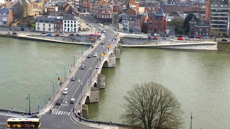 RAVeL 1 Centre (Part 5b) Tamines - Namur - Eurovelo 3 - Itinéraire n°6 - Page 4 Namur_11