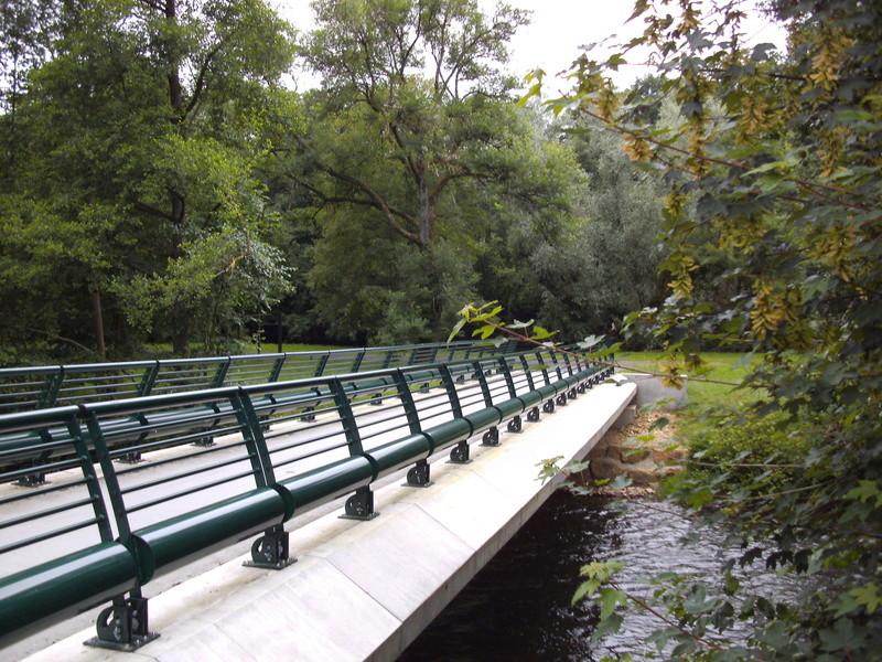 voie verte transsemoysienne - Voie Verte de la vallée de Semoy Pont11
