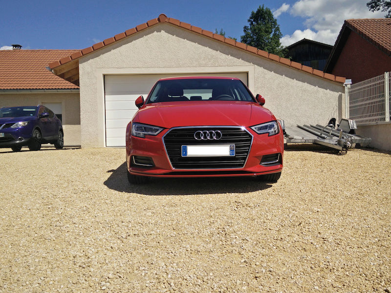 Audi A3 Facelift Berline Avanta10