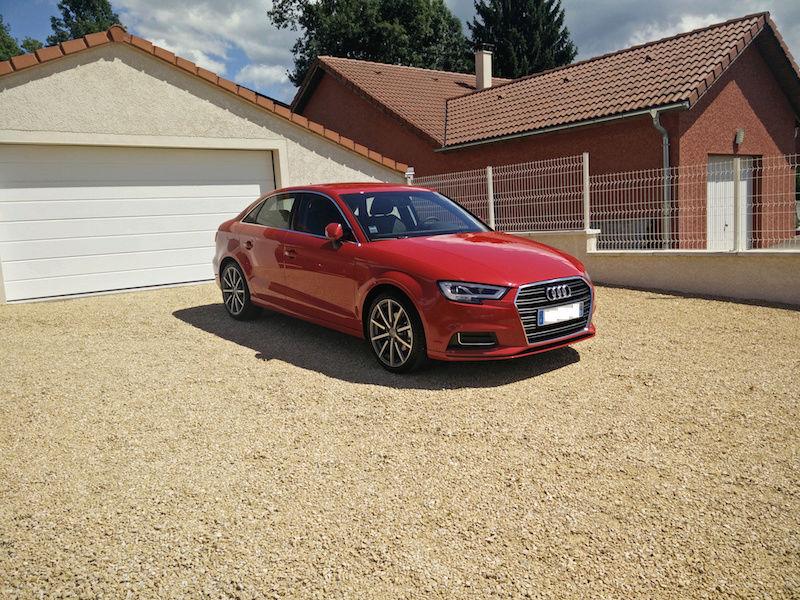 Audi A3 Facelift Berline Latera11