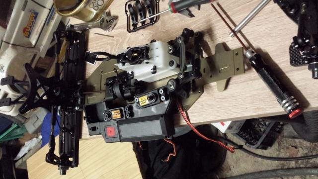 Montage du Cobra SRX8 20160611