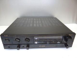 Nakamichi Stasis TA-3A Stereo Receiver (SOLD ) Nakami10