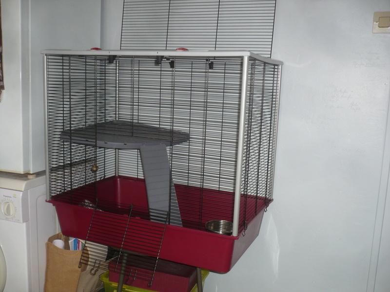 Cage furet plus (Lyon) Cage310