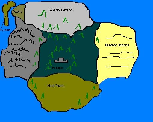 Darasum's map, most recent. Darasu11