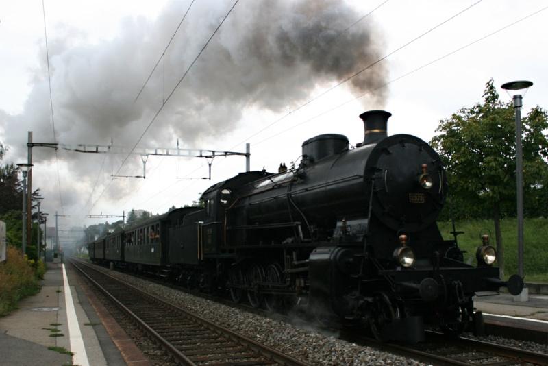 Train à vapeur et autres C5610
