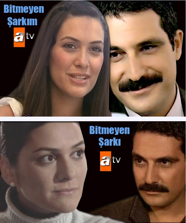BITMEYEN ŞARKI- Cantec nesfarsit-(serial 2010)-Berguzar Korel & Bulent Inal 0o7810
