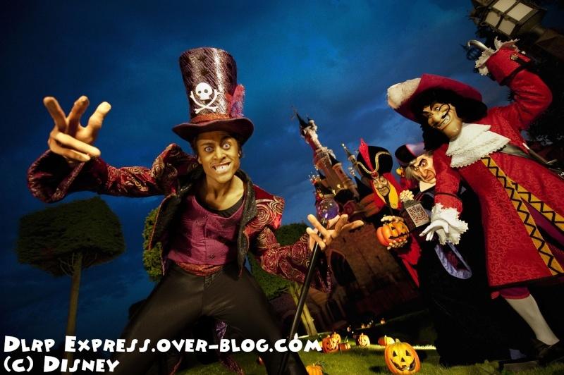 Halloween 2010 à Disneyland Paris (2 octobre au 1 Novembre) - Page 2 Hallow10