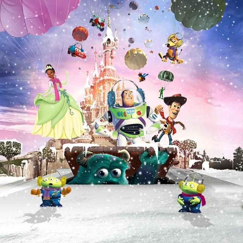 """Saison de Noël 2010 """"Le Noël Enchanté de Disneyland Paris"""" (du 07 novembre 2010 au 06 janvier 2011) Hd113812"""