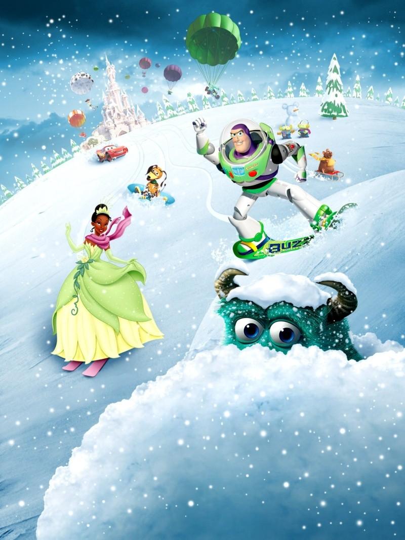 """Saison de Noël 2010 """"Le Noël Enchanté de Disneyland Paris"""" (du 07 novembre 2010 au 06 janvier 2011) Noal_210"""