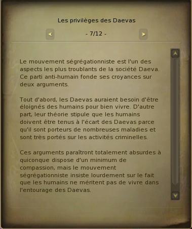 [Prohibé] Les privilèges des Daevas Lapha710