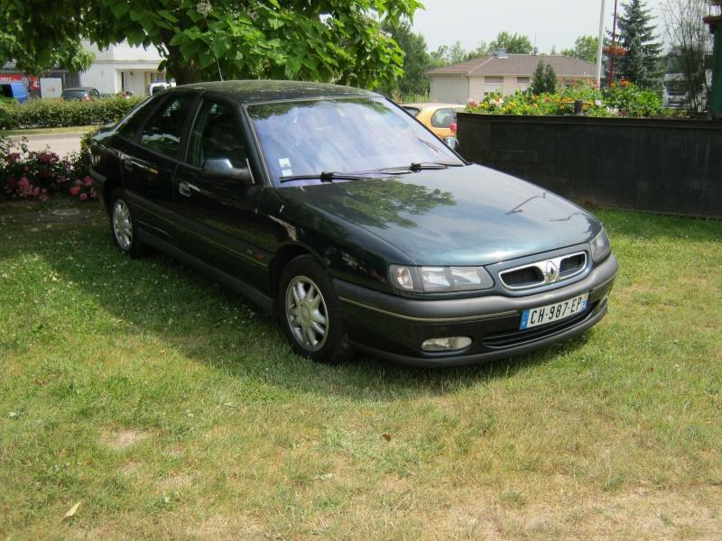 Ma Renault Safrane de 1998  Img_0413