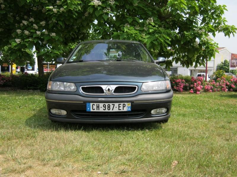 Ma Renault Safrane de 1998  Img_0414