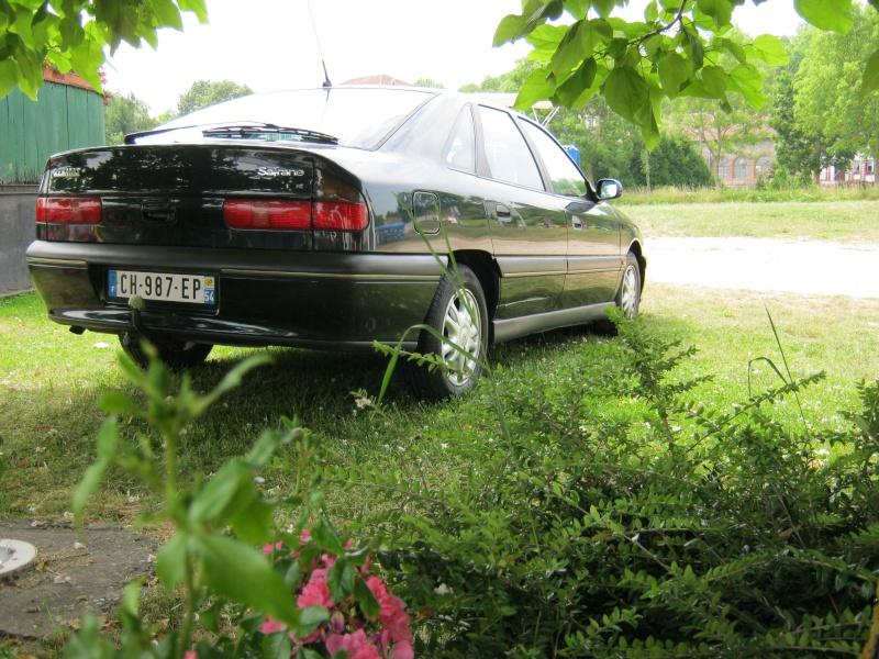 Ma Renault Safrane de 1998  Img_0417