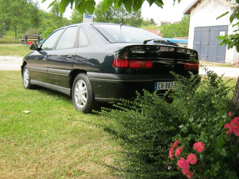 Ma Renault Safrane de 1998  Img_0418