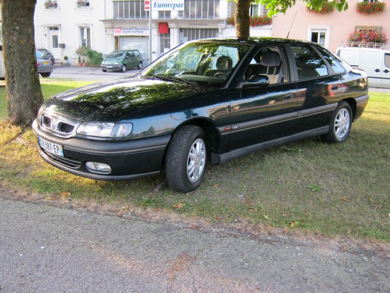 Ma Renault Safrane de 1998  Img_0419