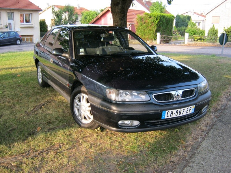 Ma Renault Safrane de 1998  Img_0420