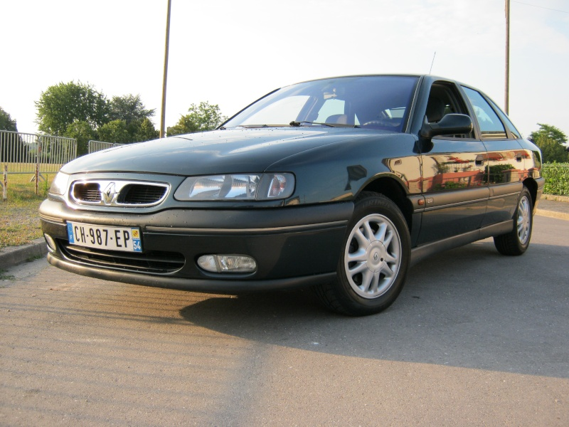 Ma Renault Safrane de 1998  Img_0421