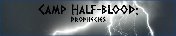 Camp Half-blood: Prophecies