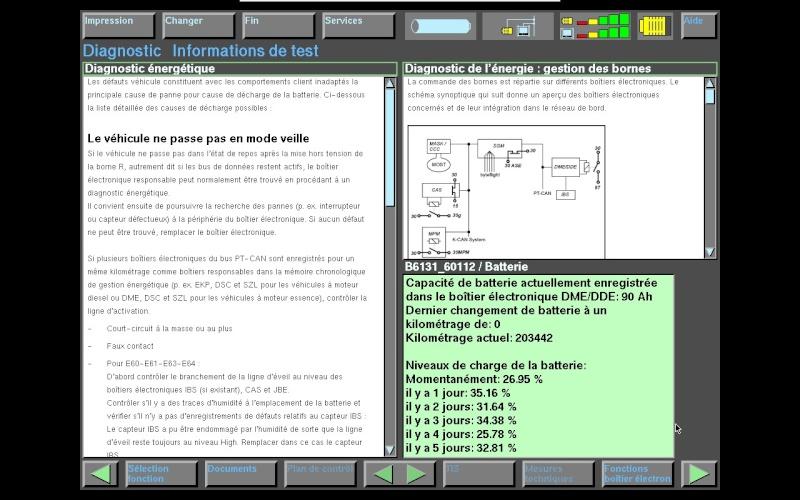 BMW E60 530d an 2005 ] Batterie faiblarde (résolu) - Page 2