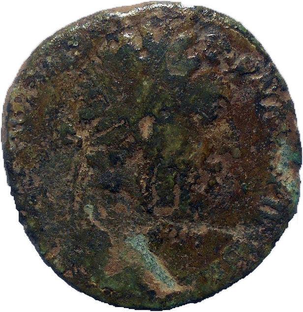 Identifications romaines : Sesterce de Commode Avers10