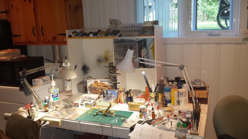 Mortier, 21 cm (Verlinden, 1/35): Début de mon nouveau projet!!! - Page 2 20160713