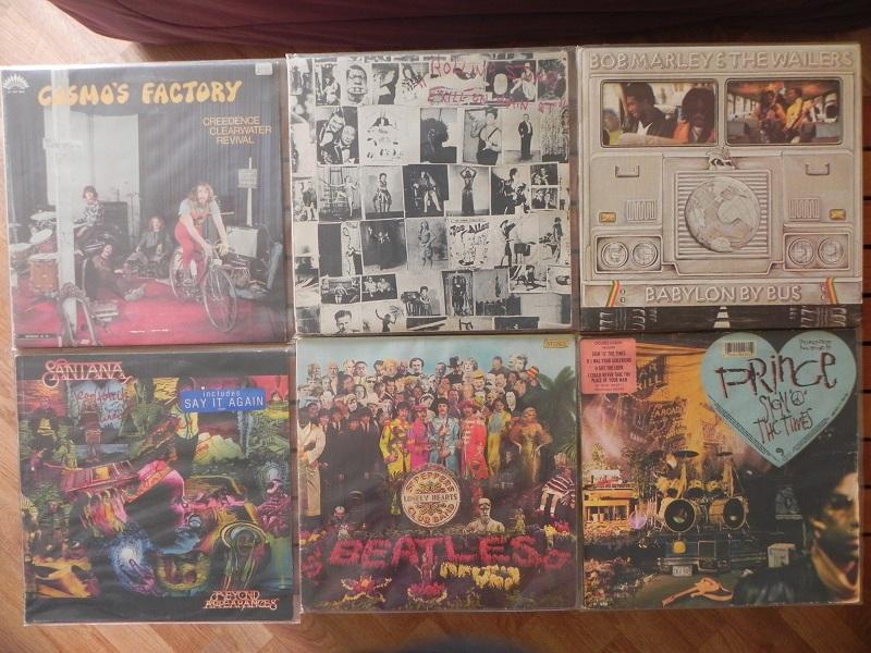 La foire au vinyl des membres, pour les vieux ! ... ou pas :p Dscn2414