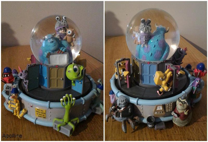 Les Snowglobes - Boules à neige Disney Snowgl17